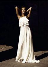 Свадебное платье от Уго Зальди непышное