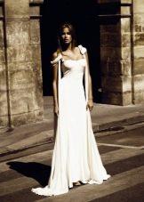 Свадебное платье от Уго Зальди простое