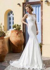 Свадебное платье от Lanesta с американской проймой