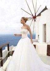 Свадебное платье от Lanesta пышное