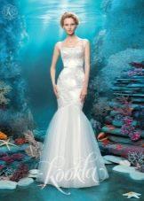 Свадебное платье из коллекции Ocean of Dreams от Kookla русалка