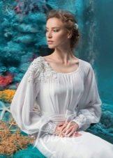 Свадебное платье из коллекции Ocean of Dreams от Kookla с рукавами
