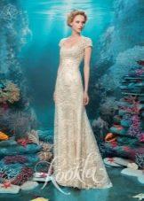 Свадебное платье из коллекции Ocean of Dreams от Kookla кружевное