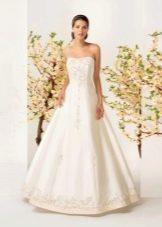 свадебное платье от бренда кукла айвори