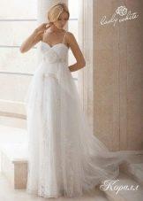 Свадебное платье из коллекции Diamond от Lady White ампир