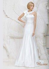 Свадебное платье из коллекции Diamond от Lady White прямое