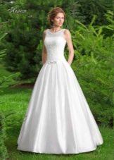 Свадебное платье русалка из коллекции 2016