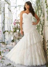 Свадебное платье из коллекции Julietta от Мори Ли