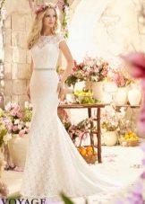 Свадебное платье из коллекции Voyage от Мори Ли