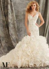 Свадебное платье из коллекции AF Couture от Мори Ли