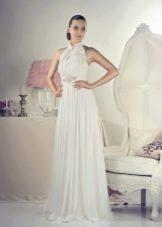 Свадебное платье от Тани Григ с американской проймой