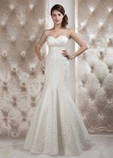 Свадебное платье от Тани Григ  русалка