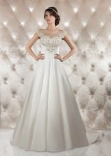 Свадебное платье от Тани Григ  со стразами 2016