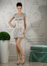 Свадебное платье 2014 от Тани Григ короткое