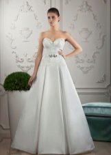 Свадебное платье от Тани Григ а-силуэта 2014