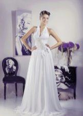 Свадебное платье от Тани Григ в стиле Монро