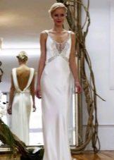 Платье в стиле Гэтсби для невесты