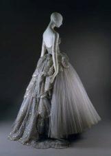 Винтажное платье Диор