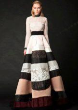 Вечернее платье в стиле винтаж