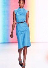 Шелковое платье от Carolina Herrera