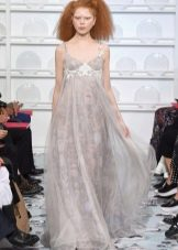 Платье ампир от Schiaparelli