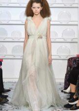 Платье греческое от Schiaparelli в пол