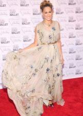Платье для женщин цветотипа Лето - Сара Джессика Паркер