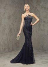 Кружевное платье от Проновиас русалка