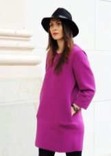 Платье-туника из неопрена