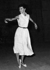 Платье-рубашка Одри Хепберн