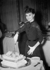 Закрытое платье Одри Хепберн