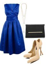 Платье для фигуры Песочные часы