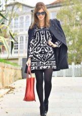 одежда под повседневное барочное платье