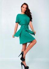 Туфли под трикотажное платье