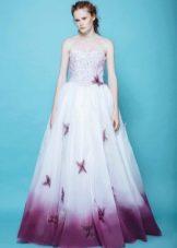 Весеннее платье А-силуэта