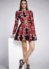 Платье в полоску от Зураида Мурада