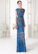 Весеннее платье в китайском стиле