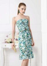 Весеннее платье от Аир барселона цветное