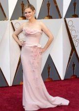 Дженнифер Джейсон Ли из Омерзительной восьмерки Тарантино на Оскаре 2016