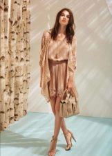 Верхняя одежда к летнему платью