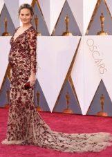 Крисси Тейген на Оскаре 2016