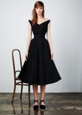 Приталенное  платье вечернее нью лук
