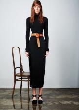 Ремень под приталенное  платье