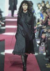 Рубашка к черному платью
