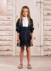 Коктейльное платье для подростка