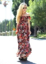 Платье для девочки 15-16 лет шифоновое