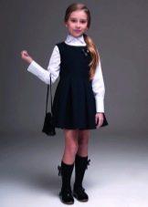 Аксессуары к школьному платью для девочек