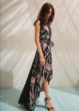Пример платья хай-лоу без выкройки