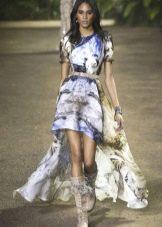 Платье хай-лоу