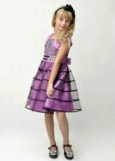 Обувь к коктейльному платью для девочки